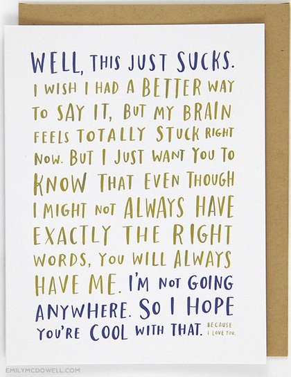 EEmily McDowell Empathy Cards Cancer