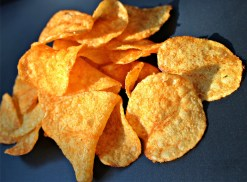 potato chips are toxic