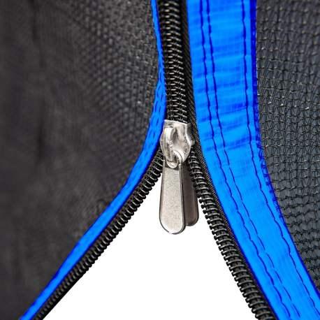 16ft Trampoline Blue
