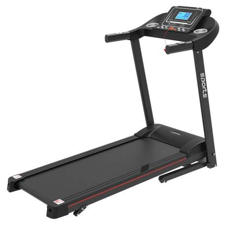 "Folding Treadmill, Smart Motorized Treadmill With Manual Incline And Air Spring & Mp3, Exercise Running Machine With 5\"" Lcd Display For Home Use"