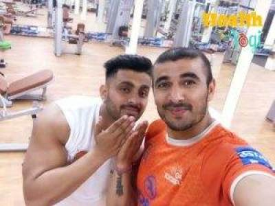 Kabaddi Player Ajay Thakur: Fitness | Workout routine | Diet Plan