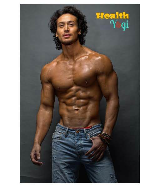 Tiger Shroff Fitness