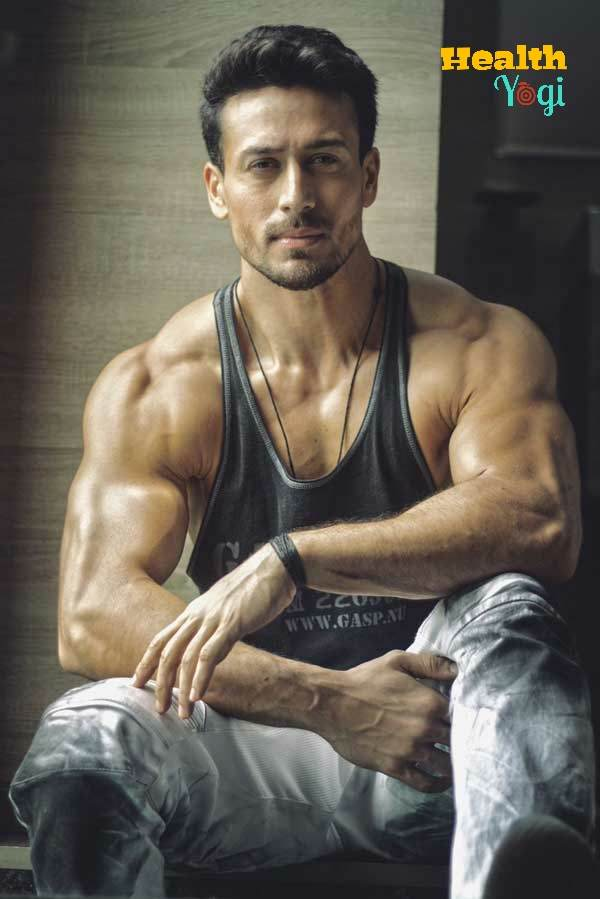 Tiger Shroff Workout Routine and Diet Plan Fitness Regime exercise plan gym routine abs workout chest leg shoulder workout meal breakfast daily life pattern