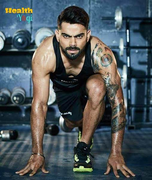 Virat Kohli Workout Routine and Diet Plan, Meal Plan, Fitness regime, Gym Routine, exercise tips