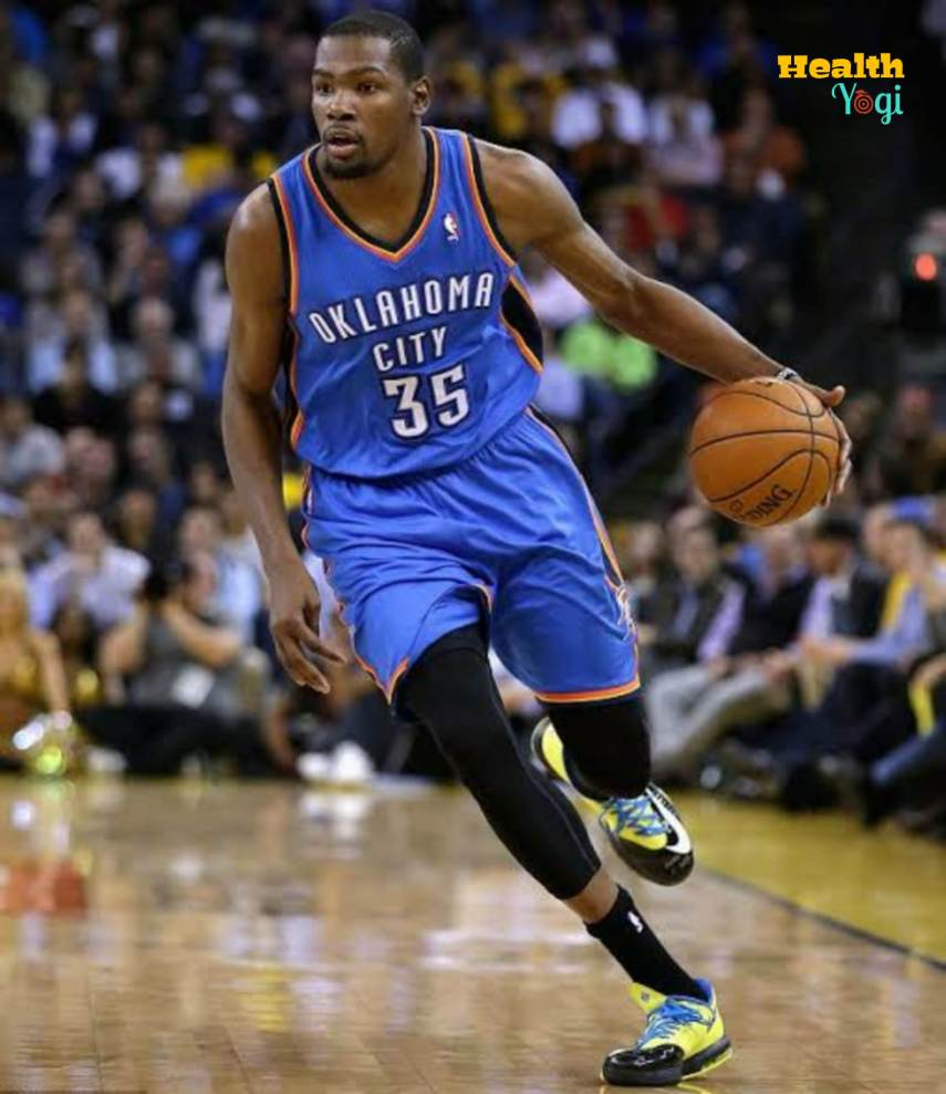 Kevin Durant Workout Routine