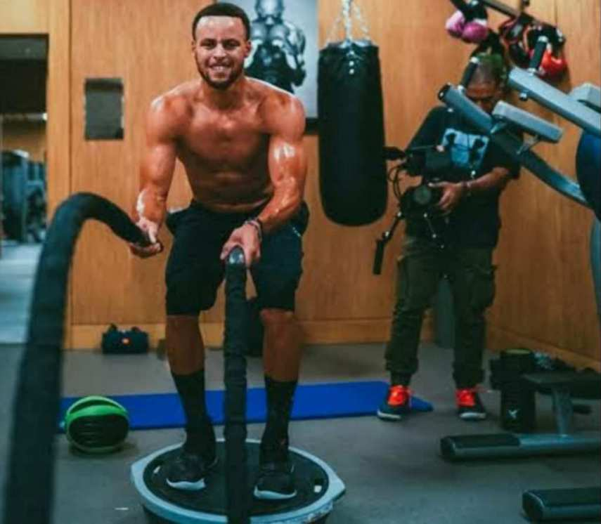 Stephen Curry Workout Routine