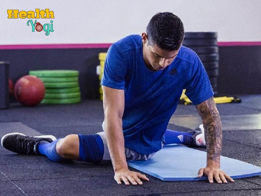 James Rodríguez Workout Routine
