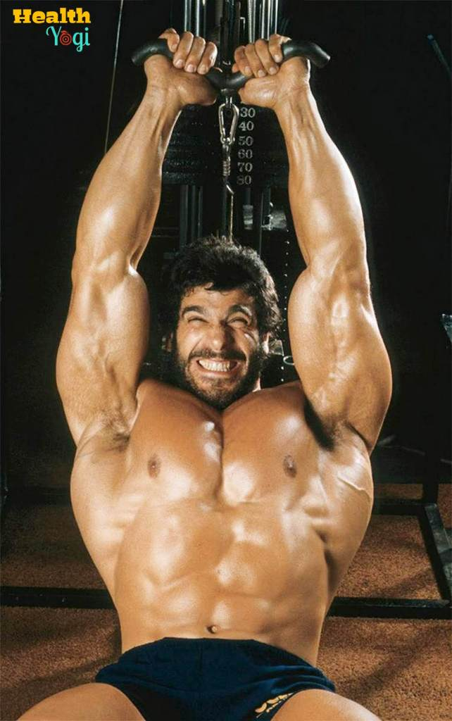 Lou Ferrigno body HD