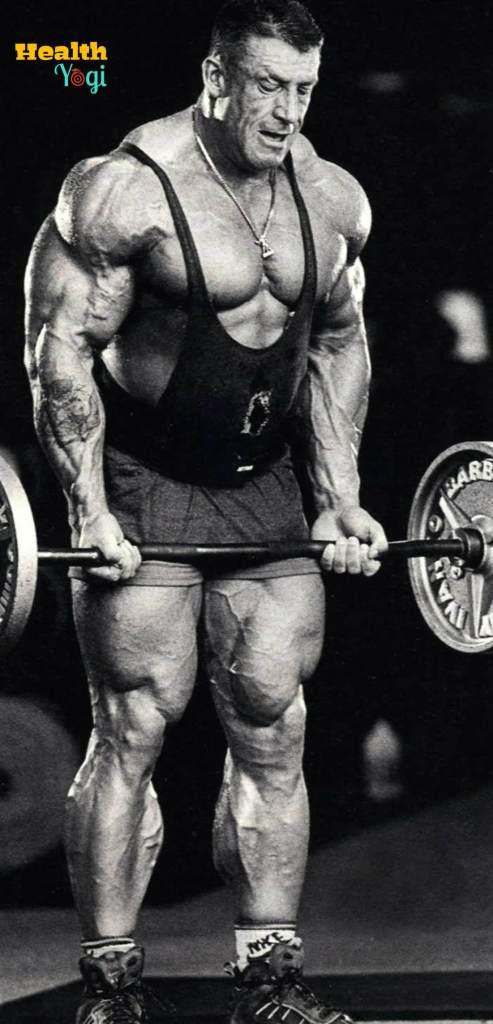 Dorian Yates abs chest biceps triceps, legs back HD Photo
