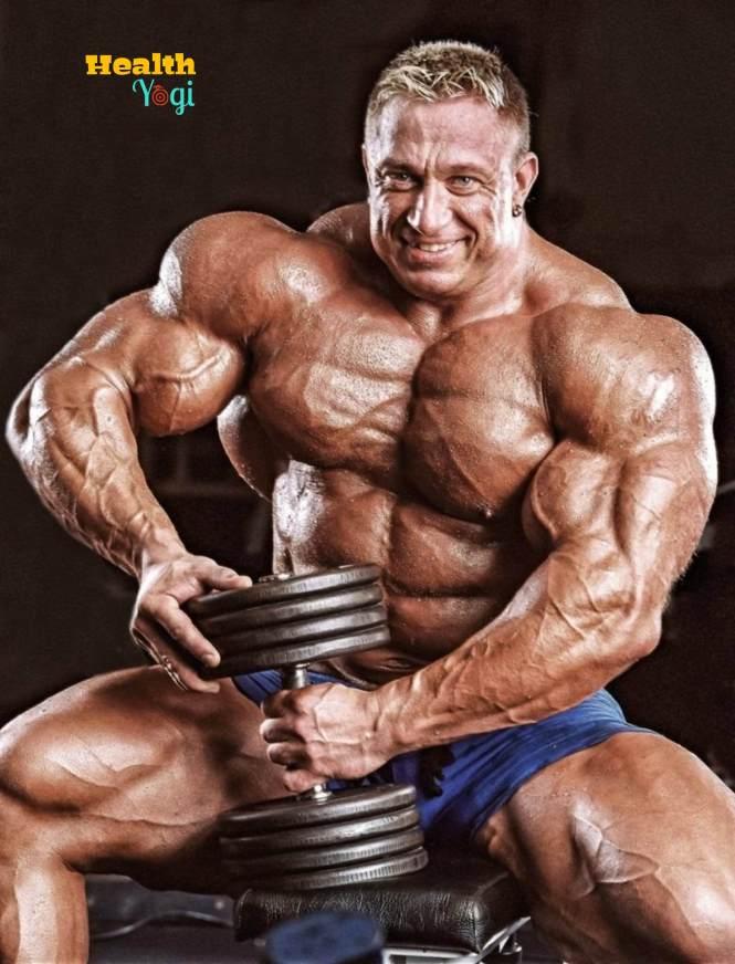 Sergio Oliva bodybuilder HD image