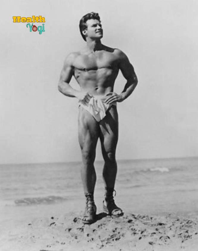 Steve Reeves body HD Photo