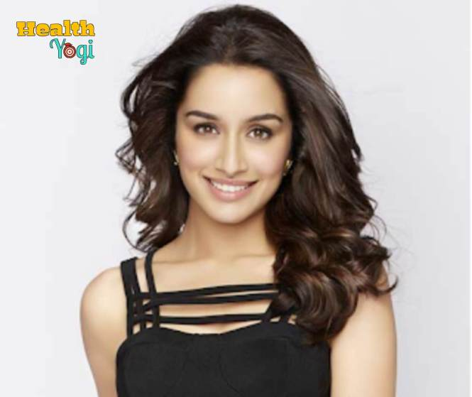 Shraddha Kapoor diet plan, workout routine and beauty secrets
