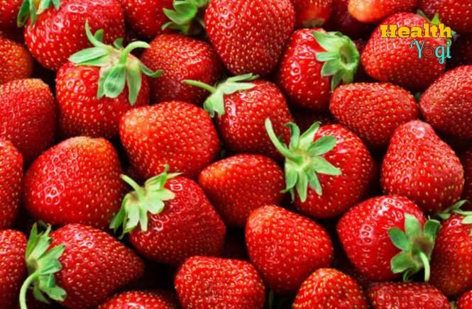 Strawberry Benefits For Skin |  Strawberry For Skin Whitening
