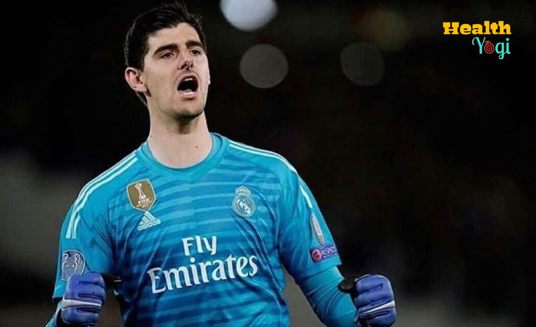 Thibaut Courtois Workout Routine And Diet Plan