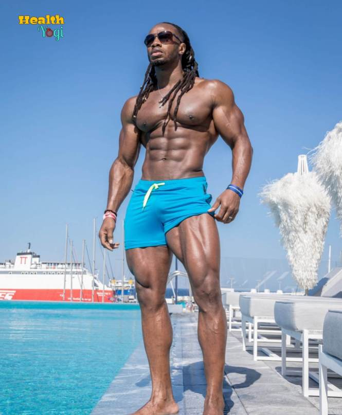 Ulisses Jr Legs and abs