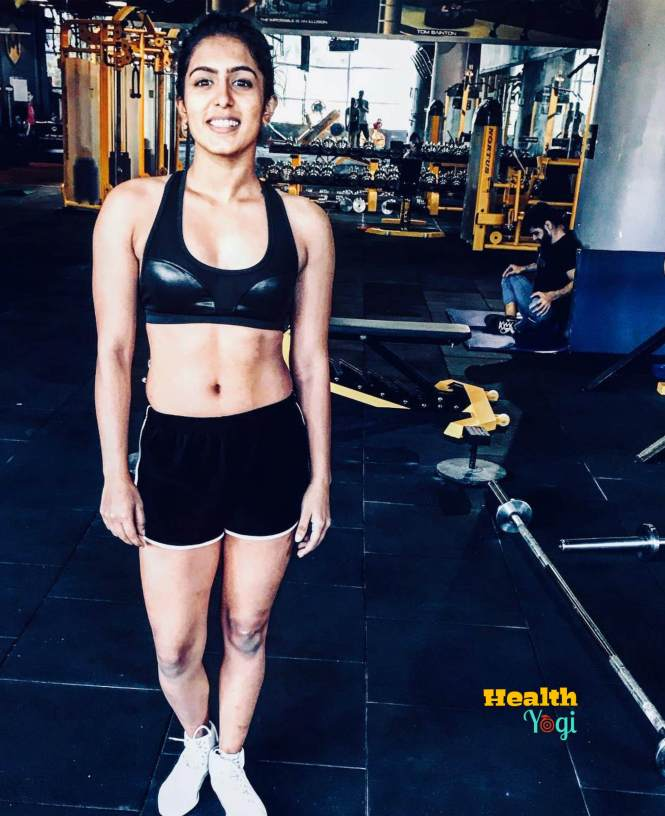 Samyuktha Hegde Diet Plan and Workout Routine