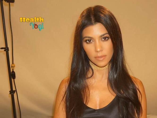 Kourtney Kardashian Beautiful Photo Source Instagram