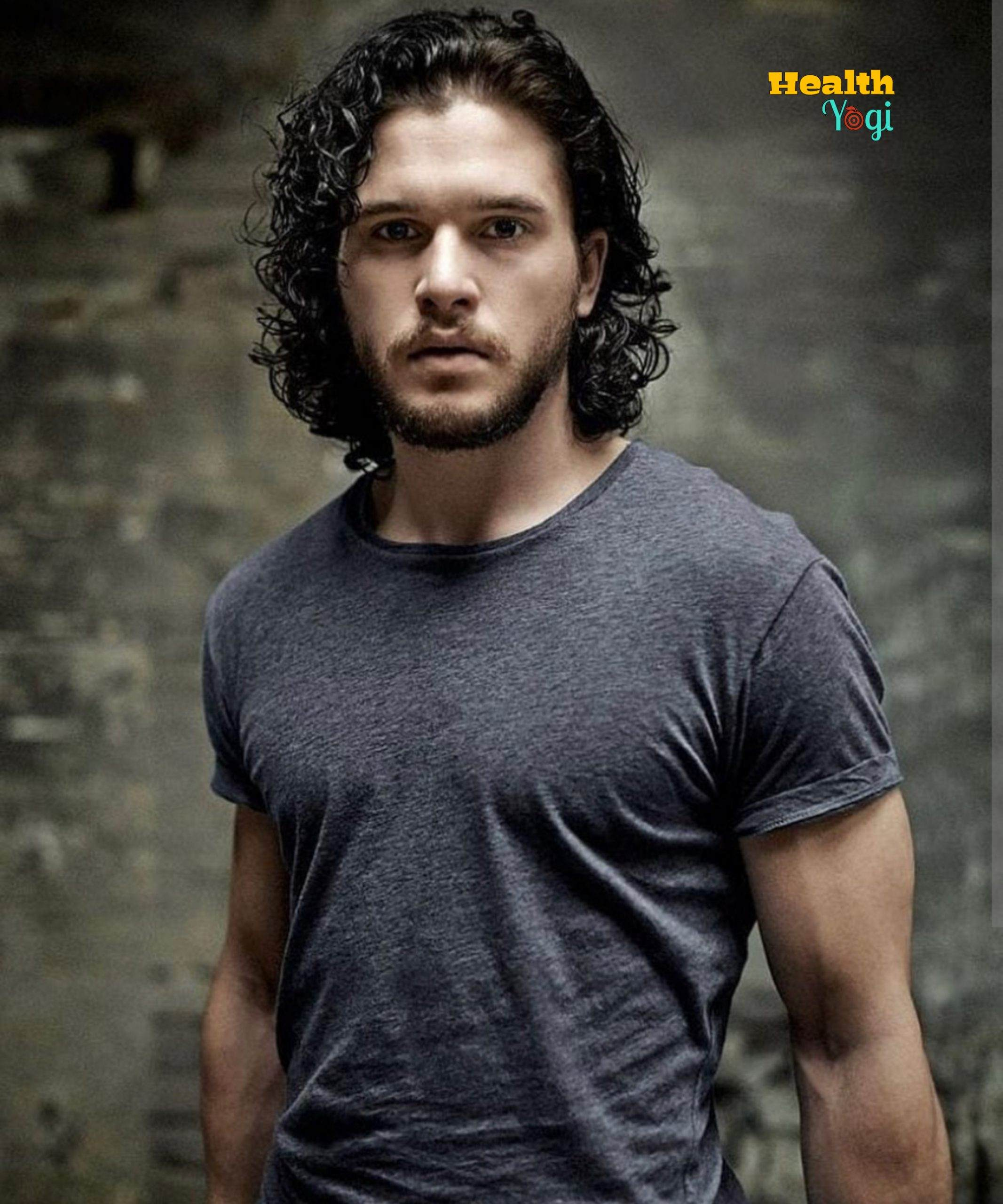 Kit Harington Workout Routine and Diet Plan