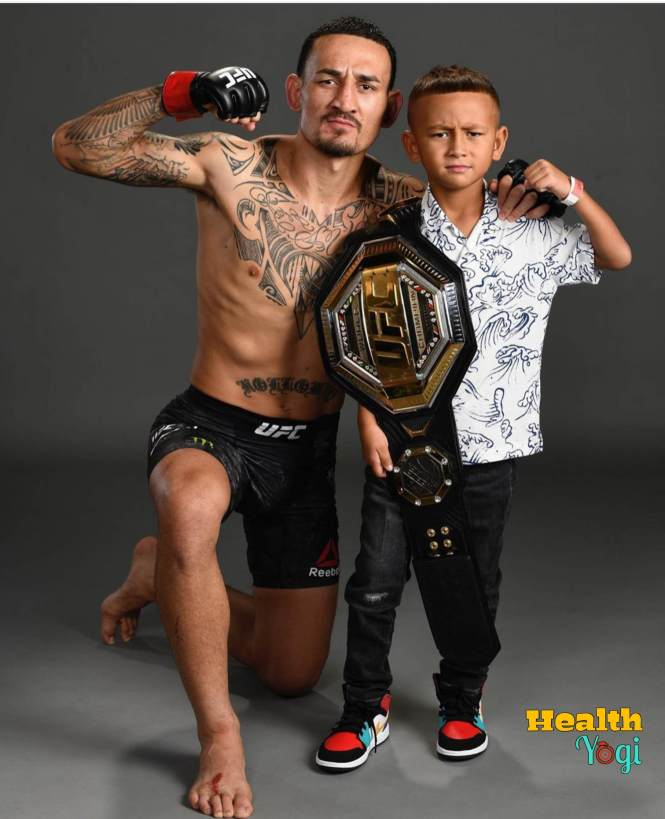 Max Holloway Instagram HD Photo