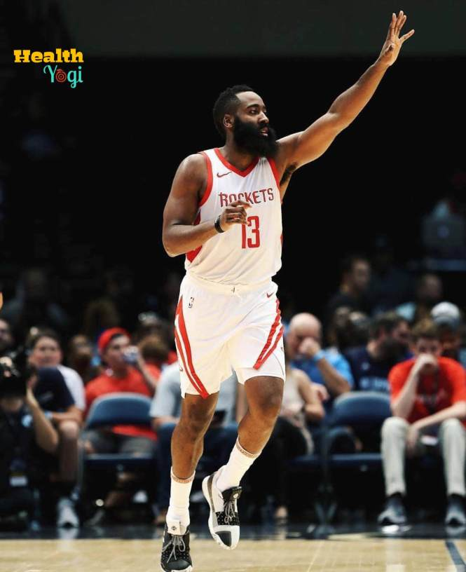 James Harden Diet Plan and Workout Routine