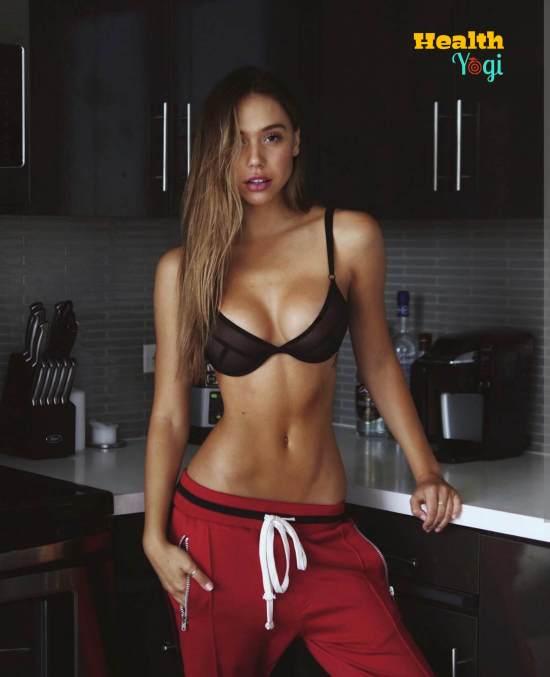 Alexis Ren Workout Routine and Diet Plan