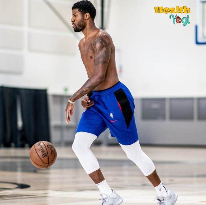 Paul George exercise plan Photo