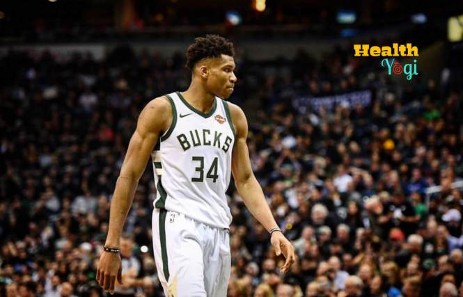 Giannis Antetokounmpo training HD Photo