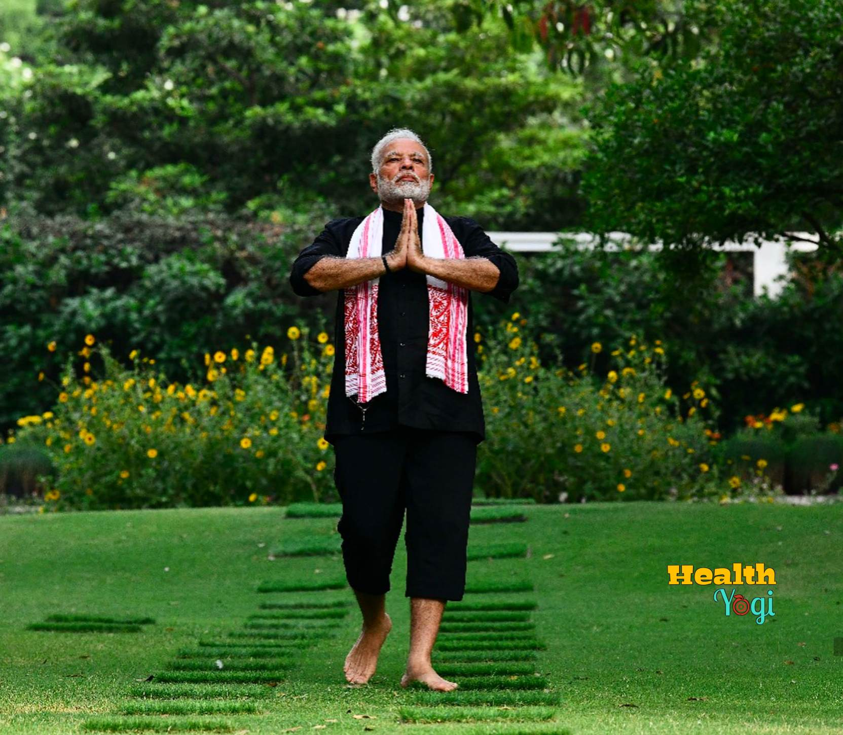 Narendra Modi Diet Plan and Daily Routine