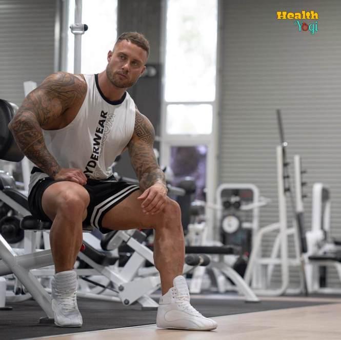 Zac Smith training