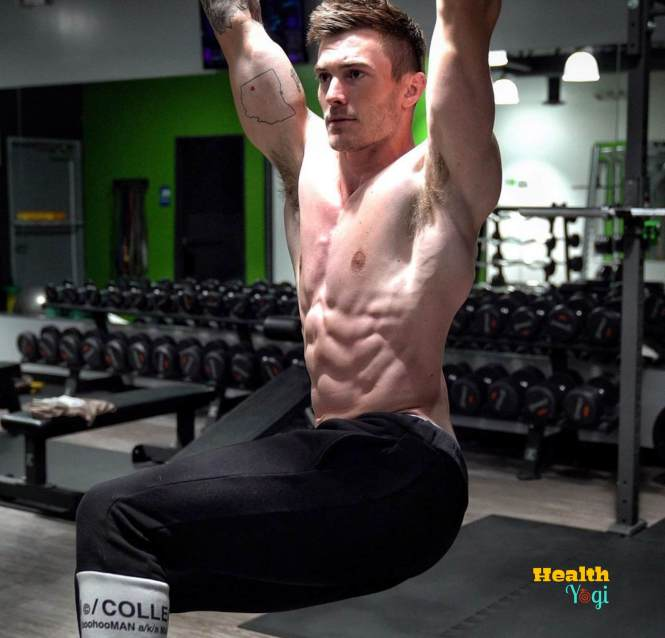 Vince Sant Workout Routine