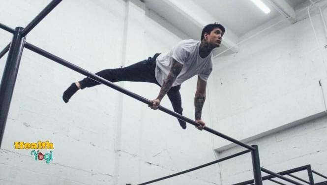 Chris Heria exercise