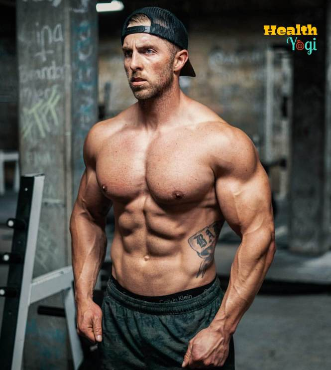 Nick Bare Workout Routine and Diet Plan