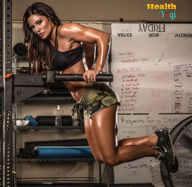 Tana Cogan Exercise Routine