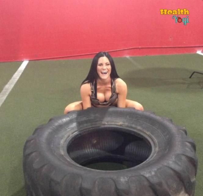 Tana Cogan Workout Workout At gym