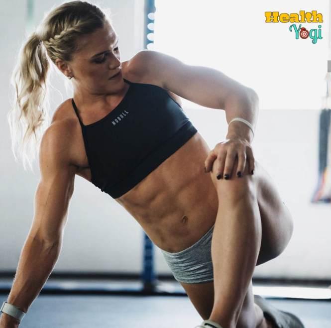 Katrin Davidsdottir gym