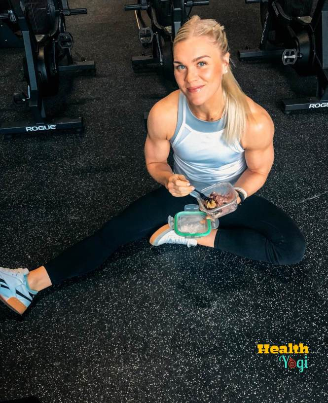 Katrin Davidsdottir Diet Plan
