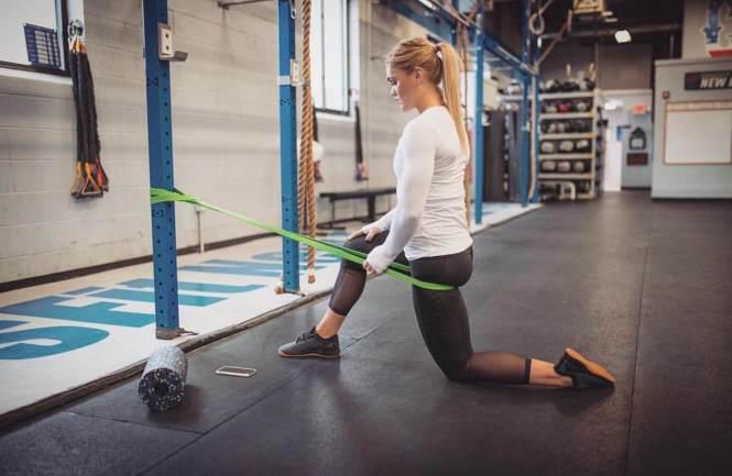 Katrin Davidsdottir Fitness regime