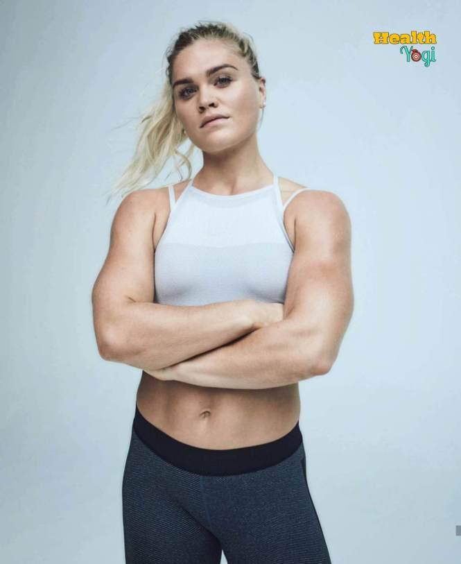 Katrin Davidsdottir Diet Plan and Workout Routine