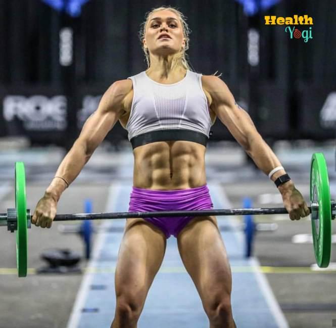 Katrin Davidsdottir Abs Workout
