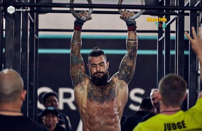 Dave Driskell Workout Routine