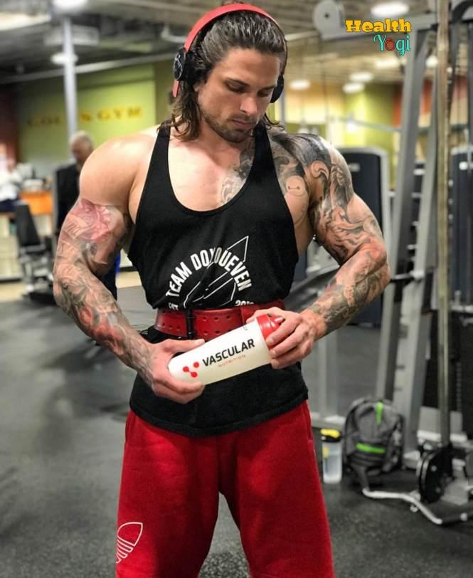 Ryan Stacks Gym HD Photo
