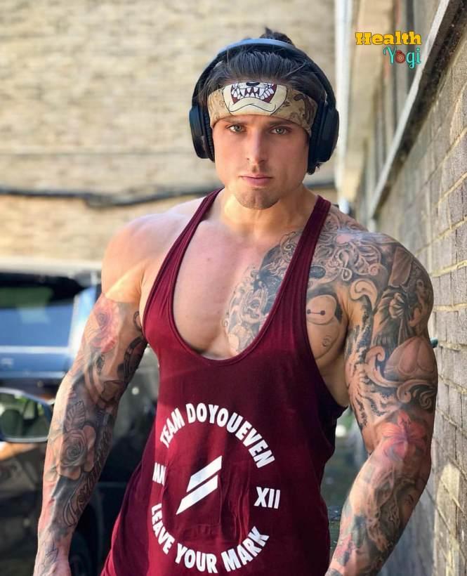 Ryan Stacks Fitness Regime