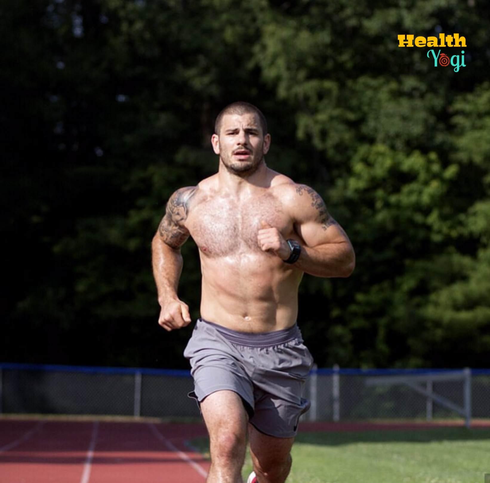 Mat Fraser Workout Routine and Diet Plan