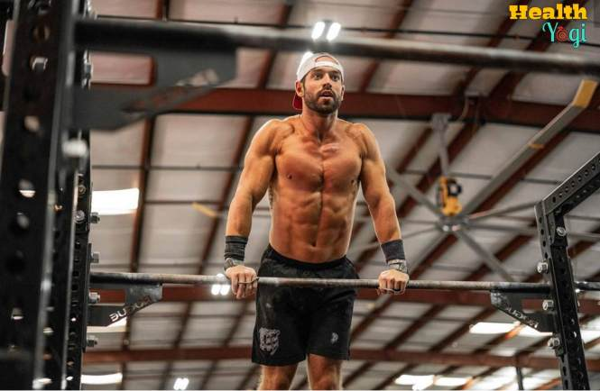 Rich Froning Jr Exercise Routine