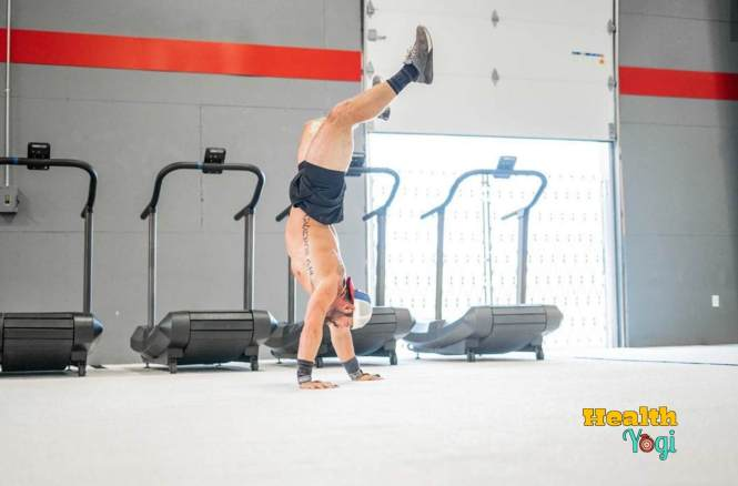 Rich Froning Workout