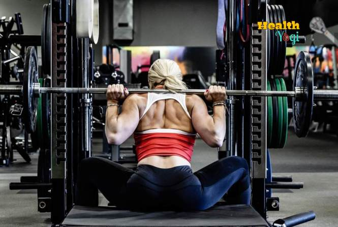 Brooke Ence Gym HD Photo