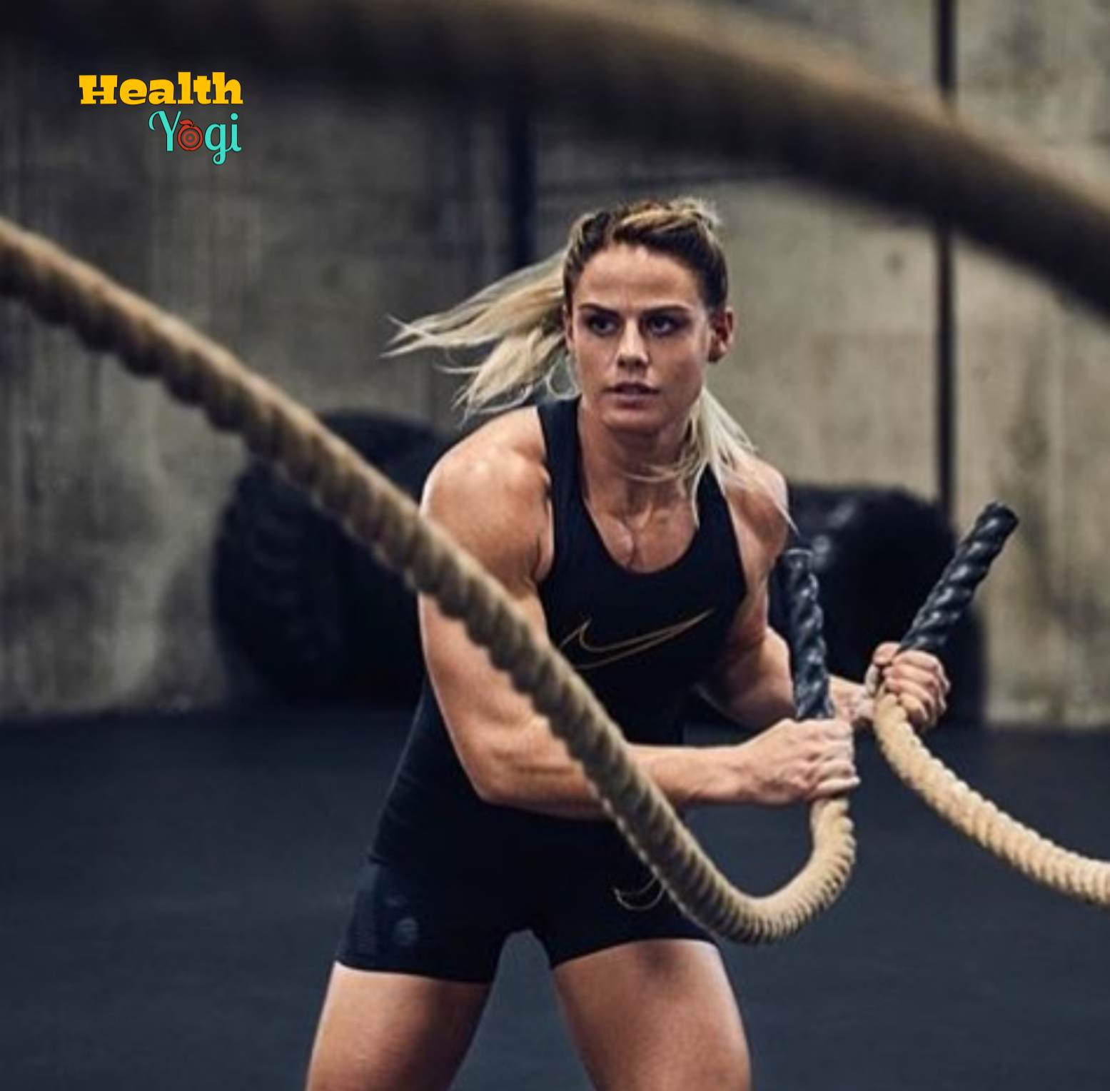 Sara Sigmundsdottir Workout Routine and Diet Plan