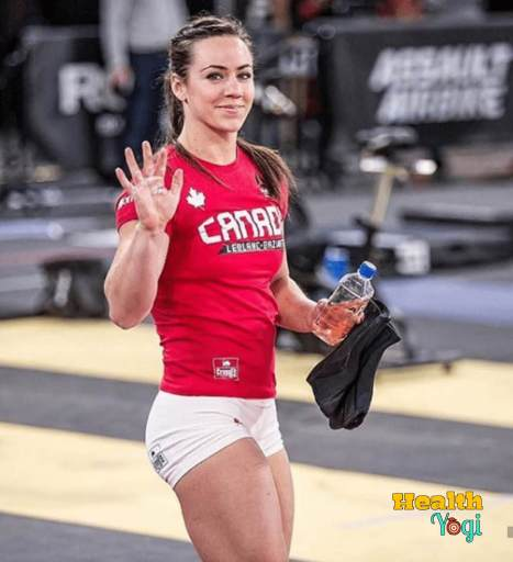 Camille Leblanc-Bazinet Diet Plan and Workout Routine
