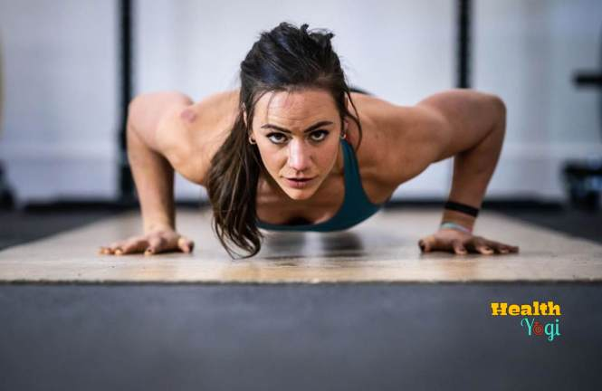 Camille Leblanc-Bazinet Workout Routine