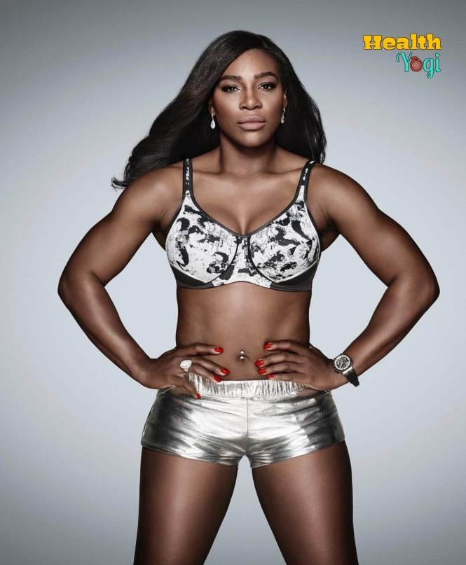 Serena Williams Workout Routine and Diet Plan